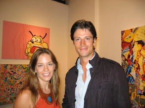 Photo: Los Angeles, CA - James Scott attends Star Paws Rescue fundraiser featuring the works artist Kris Black.