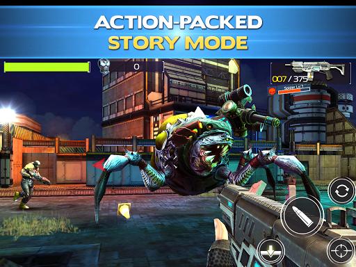 Strike Back: Elite Force - FPS 1.41 screenshots 3