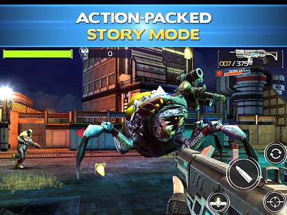 Strike Back: Elite Force - FPS Screenshot