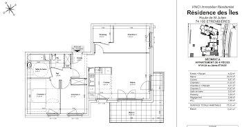 appartement à Etrembières (74)