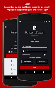Password Manager and Vault Pro Screenshot
