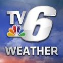 TV6 & FOX UP Weather icon