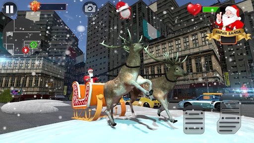 Foto do Santa Gift Delivery Missions - Christmas Game
