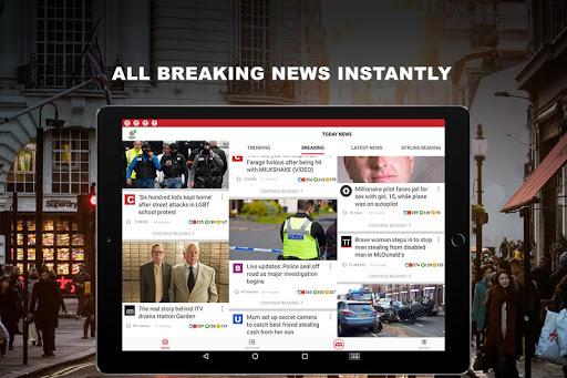 UK Breaking News & Local UK News For Free screenshot 9