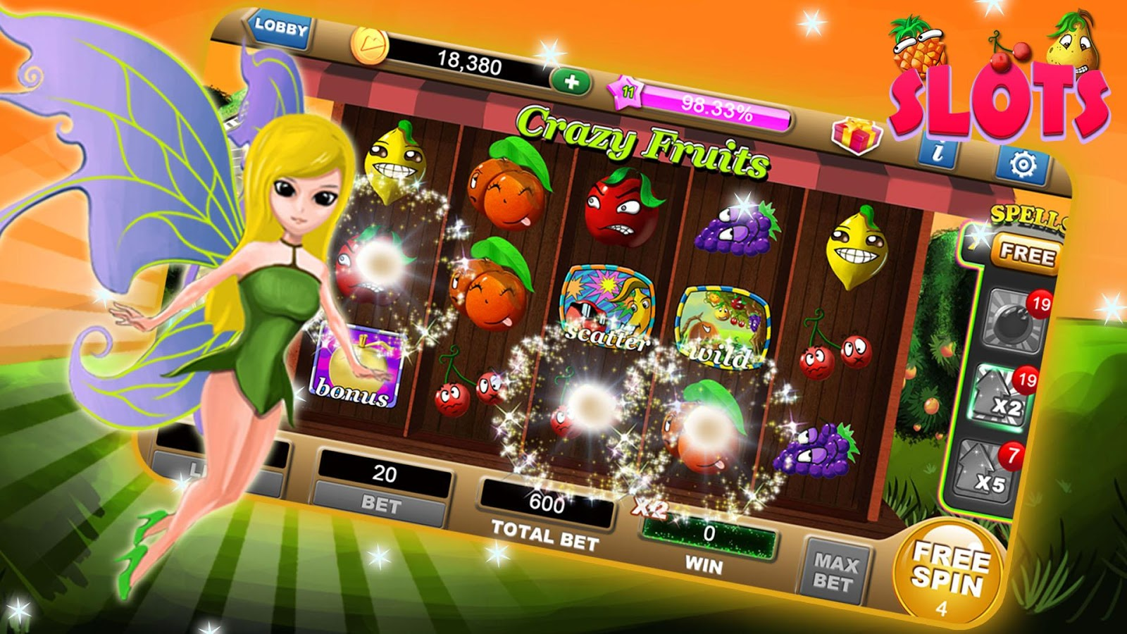 Barnyard Bonanza Slots - Free Slot Machine Game - Play Now