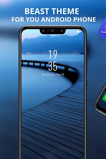 Nature theme Sea plank road V9 Pro Apk Latest Version