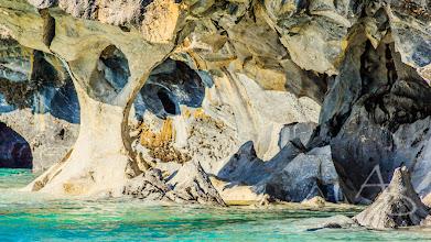 Photo: Cavernas de Marmol