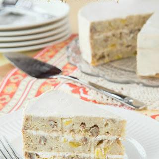 Gluten Free Healthy Hummingbird Cake
