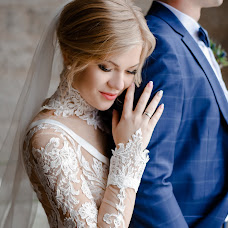Wedding photographer Ekaterina Manaenkova (lapick87). Photo of 24.11.2018