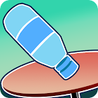 翻瓶子 - Flip Water Bottle icon