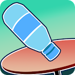 Flip Water Bottle Icon
