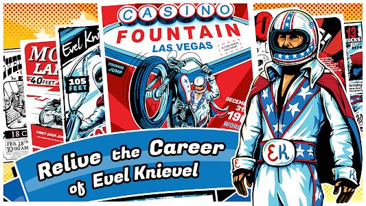 Evel Knievel v1.0.3 (Mod)