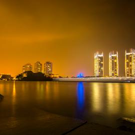 Regatta by Doeh Namaku - City,  Street & Park  Night