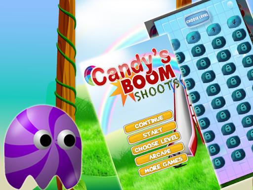 Candy's Boom Shoots