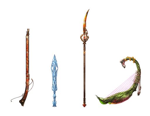新四象武器