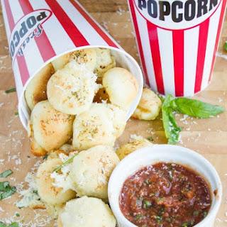 Pizza Popcorn Bites.