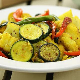 Indian Stir Fried Vegetables