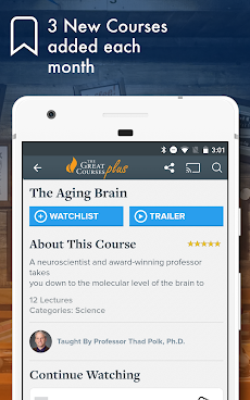 The Great Courses Plus - Online Learning Videosのおすすめ画像4