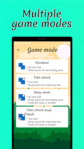 Cards Matching games. Find pairs, improve memory. 1.6.4 screenshots 2
