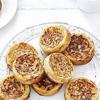 Cheese Crumpets Recipes.