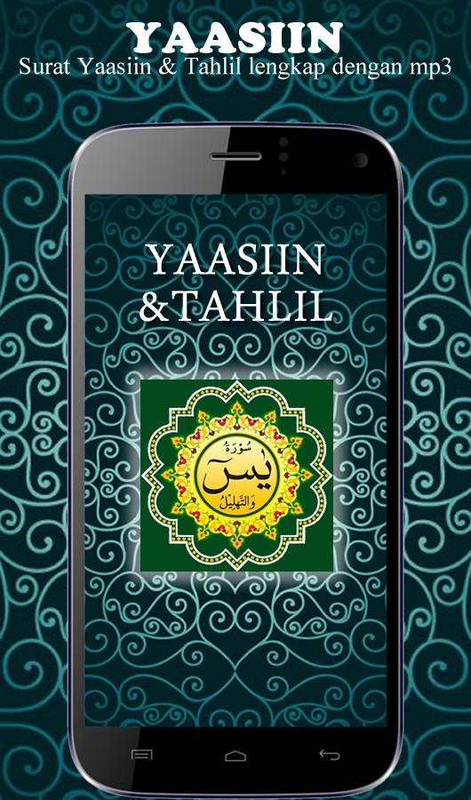 Free download buku yasin dan tahlil