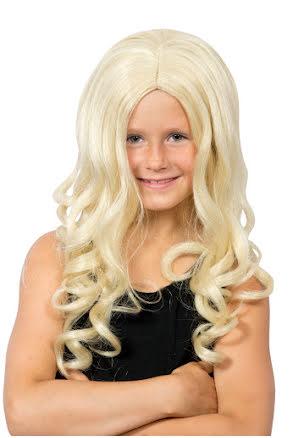 Peruk Christina, barn