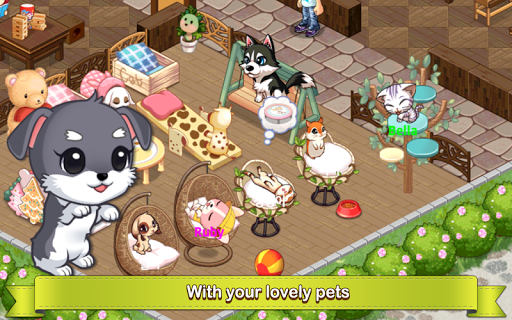My Pet Village  screenshots 1