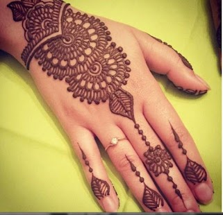 Arabic mehndi design bale with original brown accent domseksa elegant lahore fashion pakistani mehndi designs bale foot henna design thecheapjerseys Image collections