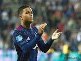 Officiel !  Le fils de Patrick Kluivert quitte l'Ajax Amsterdam