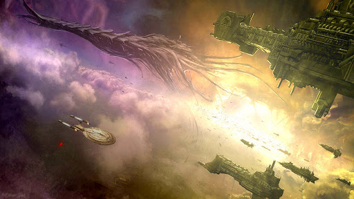 Tidbits From the Q Continuum: Starship Combat Part 2