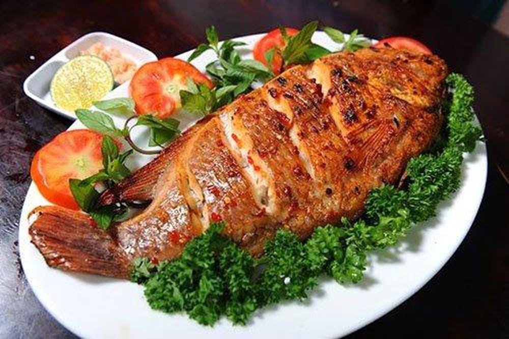 Cá chép- Món ăn không thể thiếu trong dịp Tết của người dân nước Đức