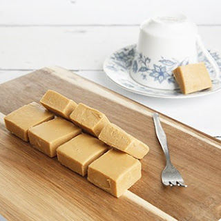 Sublime Simple Salted Caramel Fudge
