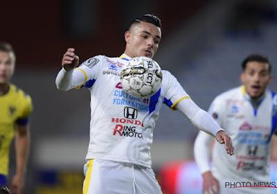 """Mohammed Aoulad : """"Bien débuter la saison et prouver que nous ne sommes pas favoris à la relégation"""""""