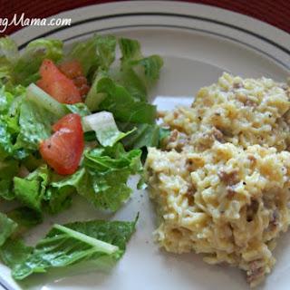 Rice Hot Dish Recipes.