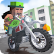 Mr. Blocky Moto Bike Driver SIM (game)