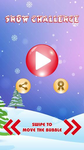 Christmas Snow Challenge
