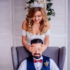 Wedding photographer Natalya Minnullina (nminnullina). Photo of 10.01.2017