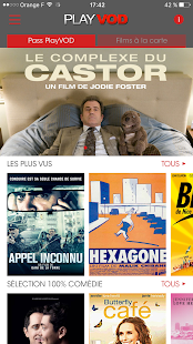 PlayVOD - Films à télécharger – Vignette de la capture d'écran