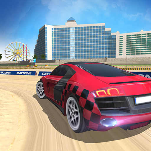 Daytona Beach Racing: Car Race