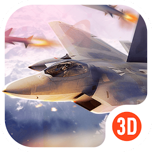 3D Theme - Aircraft Combat Cool 3D Wallpaper Icon