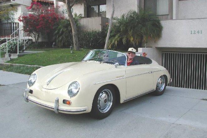 Porsche Speedster Replica Hire CA
