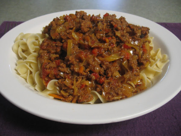 Do What You Want With Me Beef & Cabbage Dinner Recipe