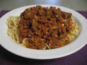 """""""DO what You want with me"""" Beef & Cabbage Dinner"""
