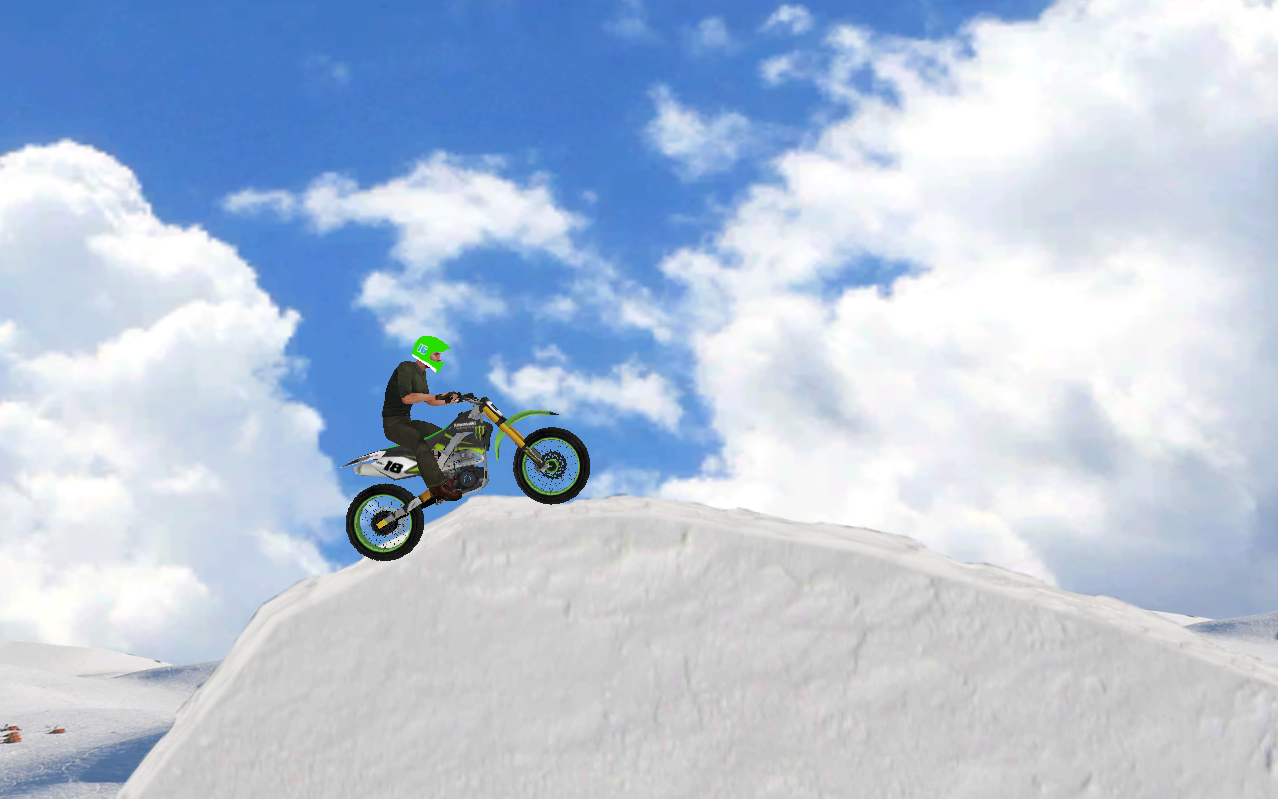 Motocross Bike Race 3D- screenshot
