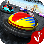 Real Bumper Car Simulator 2017 - Street Driving 3D