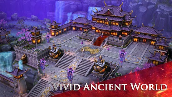 Age of Wushu Dynasty 8.0.1 (Mod) Apk