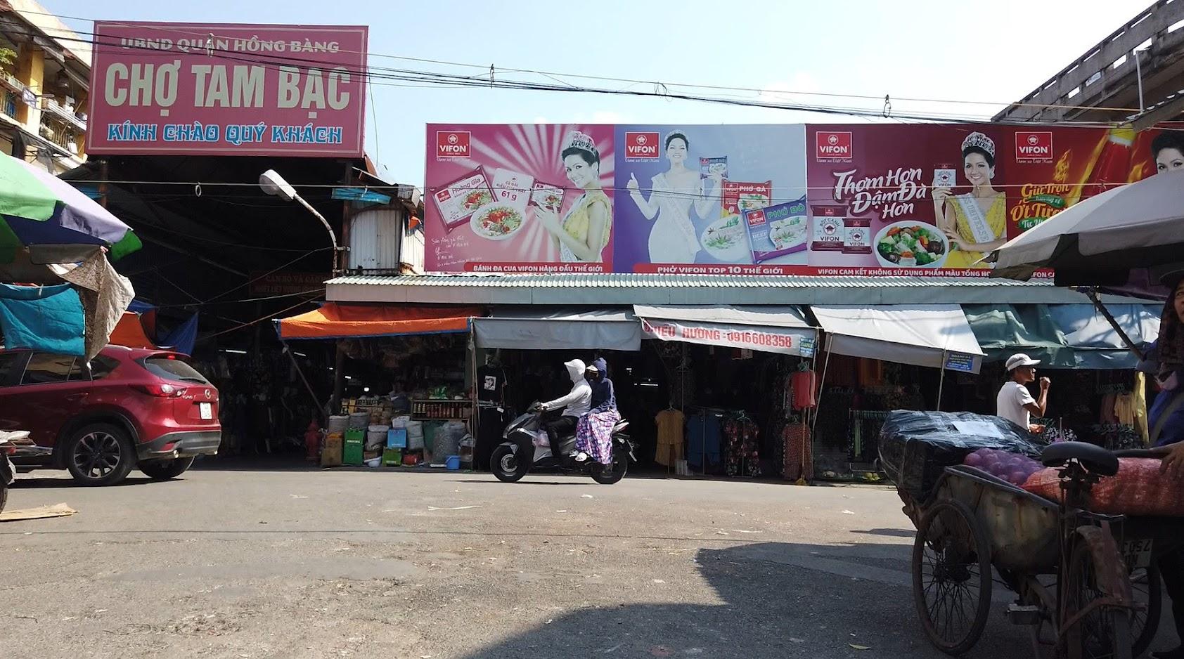 Chụp ảnh phố Lý Thường Kiệt sông Tam Bạc ở Hải Phòng 5