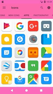 MY UI 9 - Icon Pack Screenshot