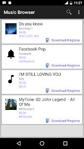 MP3 Cutter Pro MOD (Full/Ad-Free) 3