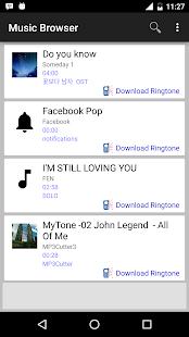 MP3 Cutter Pro Screenshot